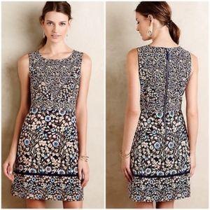 NWOT Anthropologie Brindille Sheath Dress